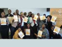 City of Joburg empowers 1,700+ unemployed youth to provide services as micro enterprises