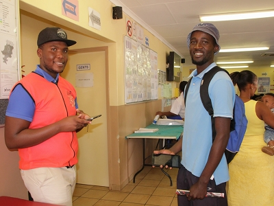 Jozi links service delivery to unemployed youth